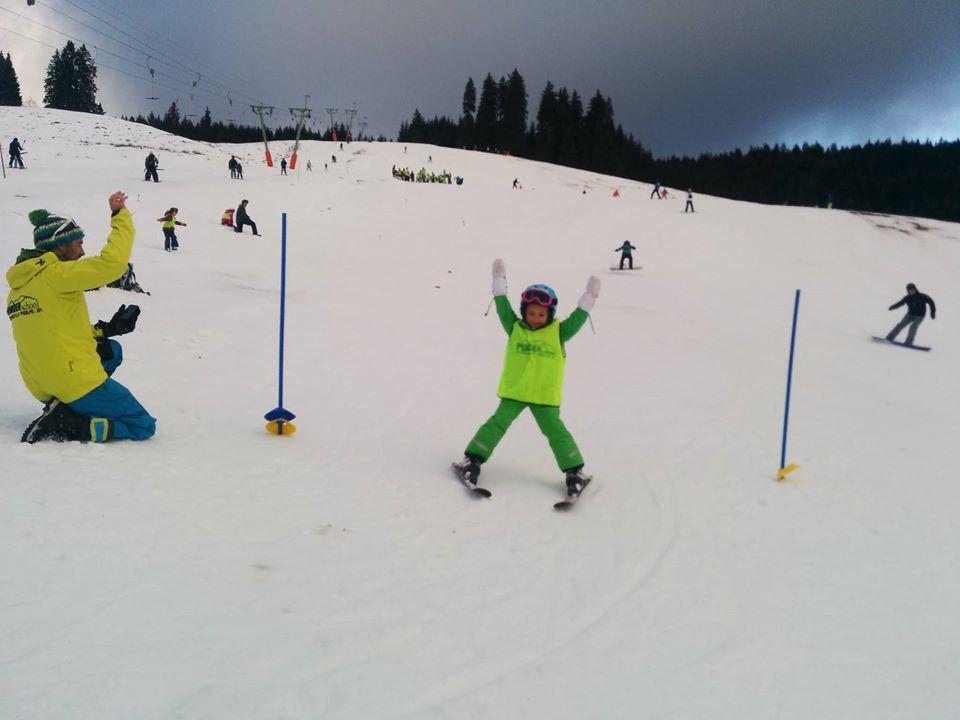 Skikindergarten ab 3 Jahre