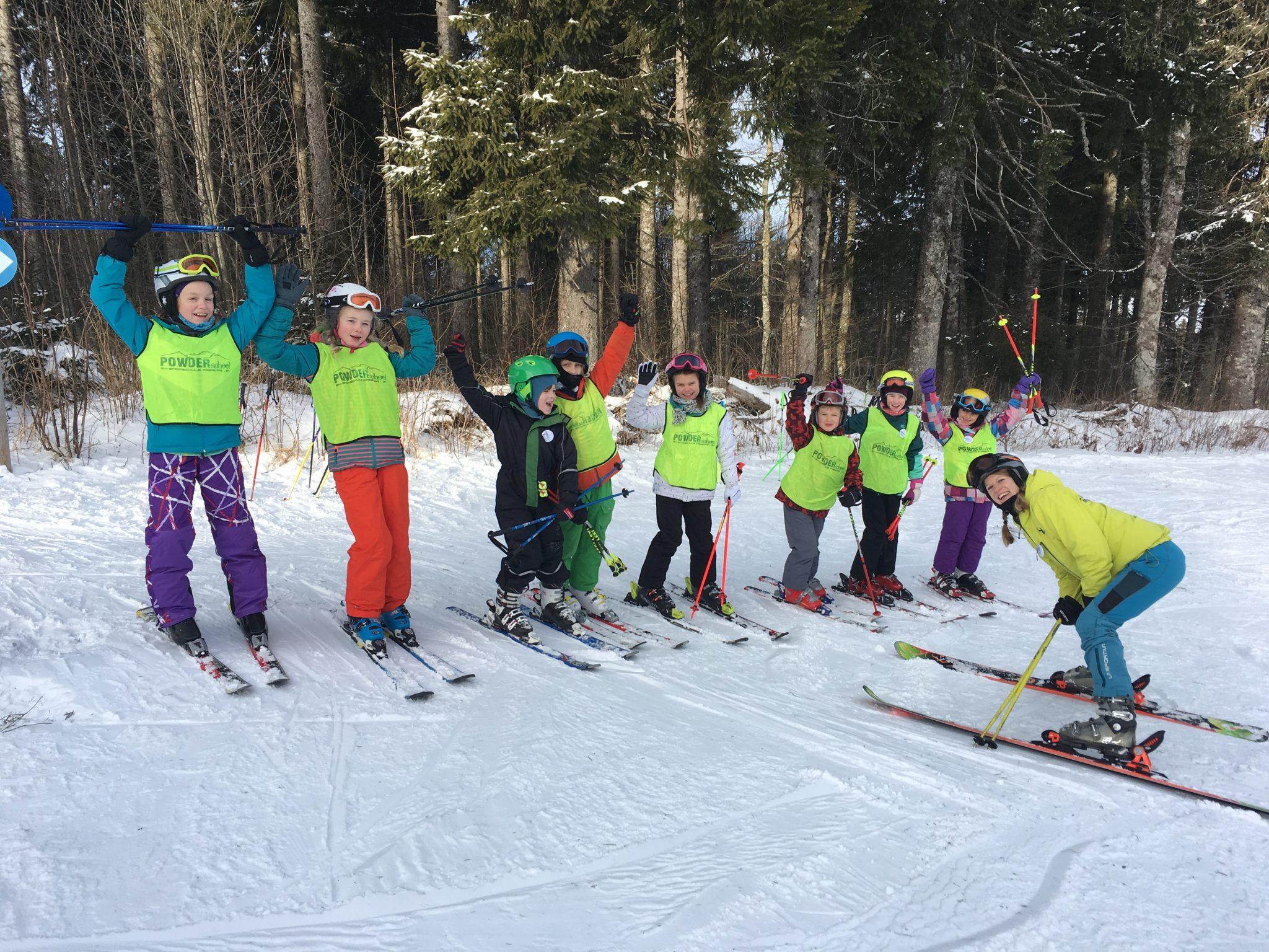 Ski-/Snowboardkurse für Kinder und Jugendliche